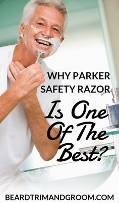 Parker makes some of the best razors for sale today and they are available at an economical price. Here you will find 8 best parker safety razors and what the users' reviews say. #beardtrimandgroom #beardgrooming #shavingformen #safetyrazor #shaving Shaving Tips, Shaving Razor, Wet Shaving, Shaving Products, Nose Clippers, Best Safety Razor, Beard Accessories, Best Shaving Cream, Beard Conditioner