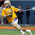 Lyle Thompson (Onondaga Nation) Earns First America East Player of the Week Honor this Season and Sixth of his Career