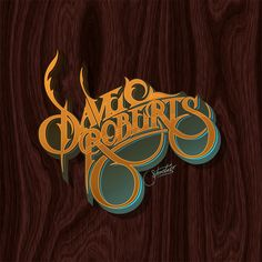 Country dave roberts martin schmetzer typography design artworks