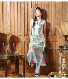 Rangrasiya Embroidered Lawn Suits Vol.3 D-1049A