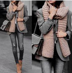 checked blazer-Winter ootd lookbook – Just Trendy Girls