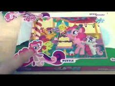 Подарки от Май Литл Пони. Gifts from May Little Pony