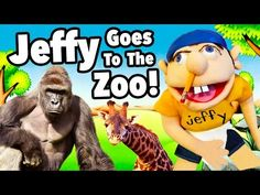 SML Movie: Jeffy Goes To The Zoo! - YouTube Minecraft Banner Designs, Minecraft Banners, Sanic Memes, Sonic Unleashed, Avengers Wallpaper, Parkour, Hilarious, Funny, True Stories