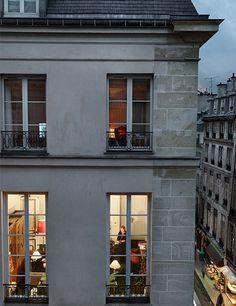 Rue Chabanais, 2nd arrondissement.
