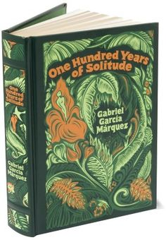 One Hundred Years of Solitude (Barnes & Noble Leatherbound Classics)