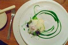 Dish at Noma: Pike perch and cabbages, verbena and dill Noma Restaurant, Eleven Madison Park, Tasting Menu, World Photo, Creative Food, Creative Design, Food Design, What Is Like, Tasty Dishes