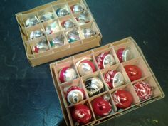 Did you know? Scott Landon Antiques on South Granville has a huge selection of vintage Christmas ornaments starting at $5.