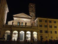 Rome-Santa Maria della Scala in Trastevere. Prachtig kerkje! leuke wijk om rond te lopen en 's avonds genoeg restaurantjes met terrasjes.