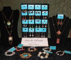Handcrafted Jewelry Art Event, Andrea Lyman -https://wenaha.com/artist/andrea-lyman/