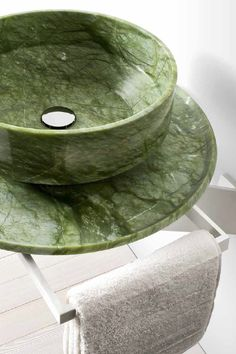 Bowl no. 2 sink from the Nabhi Collection for Kreoo. Designed by Enzo Berti. Featured in the May 2011 issue of D pages.