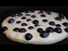 How to Blueberry Pancakes - Best Method for Blueberry Pancakes
