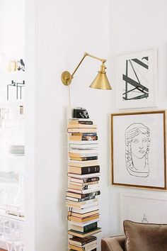 7 Inspiring ideas on how to show off your book collection in a dreamy way