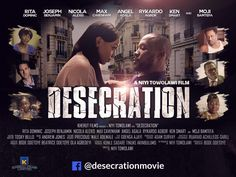 Rita Dominic Dazzles In New Movie DesecrationBy Niyi Towolawi Films