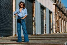 2015 Australian Fashion Week Street Style | Studded Hearts