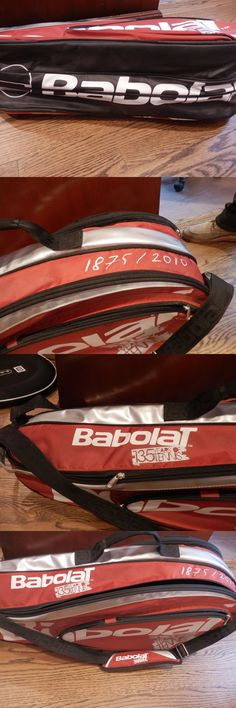Bags 20869: Babolat 135Th Year Anniversary Pure Drive 12 Pack Tennis Bag -> BUY IT NOW ONLY: $47.99 on eBay!