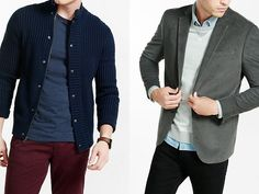 Slim Corduroy Sportcoats Casual Fall Jackets & More  The Thurs. Sales Handful  Sales that deserve some attention heading into the weekendora bit earlier. Might not be some massive once a year event but still worth a look. Those are what make up these handfuls. Five of the better sales one for each finger are below plus bonus sales if need be. Included are a few picks worth pointing out.    EXPRESS: 40% off Everything  Slim Corduroy Sportcoat  $118.80 ($198)  Textured Mock Neck Cardigan…