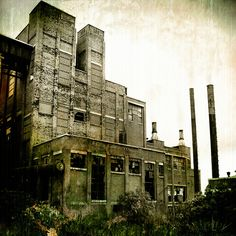 old abandoned factories | Recent Photos The Commons Getty Collection Galleries World Map App ...