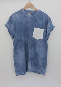 ANDCLOTHING — Blue Tie Dye