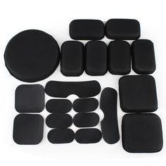 Tactical military EVA Pad Accessory Helmets Outdoor Paintball Airsoft Hunting Military CS Paintball Helmet Accessories