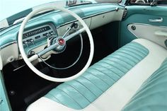 1954 MERCURY SUN VALLEY  - Interior - 199599