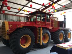 Happy 40th Birthday Big Roy !! July 28,2017 Agriculture Tractor, Big Tractors, Happy 40th Birthday, July 28, New Holland, Monster Trucks, Museum, Unique, Tractors