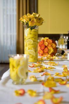 rusztikus esküvői terítés - Google keresés Yellow Wedding Colors, Color Inspiration, Wedding Inspiration, Wedding Decorations, Table Decorations, Shades Of Yellow, Things To Come, Google, Home Decor