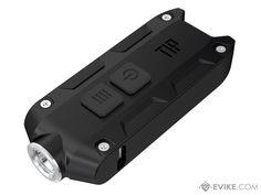 Nitecore TIP CREE XP-G2 S3 Keychain Flashlight (Color: Black)