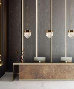 Hochwertige Möbel| Designer Möbel | Messing Beistelltisch | Modernes Design | Minimalismus Design | Minimalist Decor | Luxus Möbel | Samt Sessel | Kunst Möbel | Pantone Farben | Einrichtungsideen | www.brabbu.com