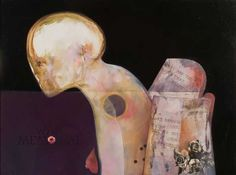 Judith Mason : War Memorial, oil on canvas, 90 x 120 cm South African Artists, Painting & Drawing, Oil On Canvas, Weird, Memories, Gallery, Drawings, Catwalk, Beauty