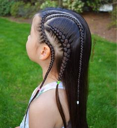 Fun side braids for B today Have a great weekend #braidsforlittlegirls #hairstylesforgirls #hairideas #hairstyles_for_girls #inspirationalbraids #hotbraidsmara #beyondtheponytail #longhairdontcare #modernsalon #americansalon #sweetheartshairdesign #cghphotofeature #featuremebraids #tophairfeatures #braidsbyu #toddlerhair #braids #kidshairstyles #косыдлядевочек #прическидлядевочек #косы #brianasbraids #albfantasybraids