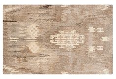 Joliet Rug, Natural/Multi on OneKingsLane.com