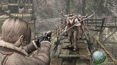 Review: Resident Evil 4 Wii Edition (Wii U) | Female-Gamers
