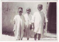 Tetuán (Protectorado Español en Marruecos): Niños marroquíes (1934) - Foto 1