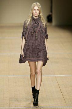 Isabel Marant at Paris Fashion Week Spring 2008 - Runway Photos