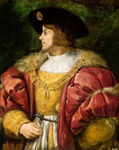 Louis II King of Hungary