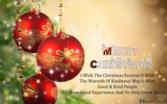 Merry Christmas Happy-New Year Greetings