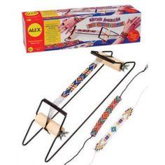 telar de joyas, juguete y manualidades para niños