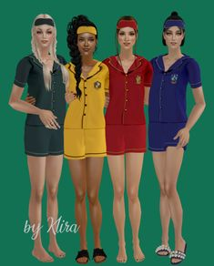 Harry Potter Cape, Harry Potter Uniform, Hogwarts Uniform, Harry Potter Outfits, The Sims 2, Sims Cc, Sims Challenge, Sims 4 Cas Mods, Sims 4 Collections