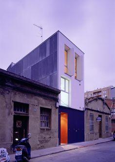H arquitectes, casa Sabadell, foto © Starp Estudi / Pedro Antonio Pérez