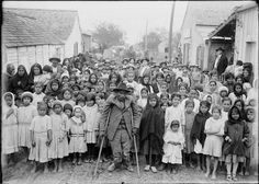 during the mexican revolution (1910-1920) nearly 1 million mexicans fled to the united states to escape the violence.  many came to los angeles and joined the mexicans who settled here when it was mexico.