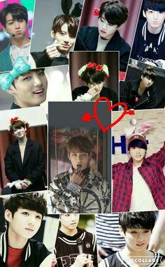 Jungkook collage #BTS