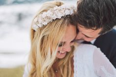 Two Free People Wedding Dresses for a Hippie and Romantic Inspired Snowy Celebration in Germany   Love My Dress® UK Wedding Blog