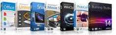 Get 85% Off on Ashampoo's Software