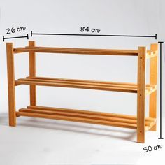 Diy Furniture Easy, Diy Furniture Projects, Pallet Furniture, Wood Projects, Furniture Design, Wood Shoe Rack, Diy Shoe Rack, Shoe Cabinet Design, Shoe Storage Shelf