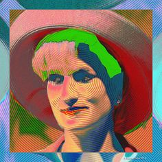 DIANA PRINCESS Of WALES  //// Signed Fine Pop Art by EisnerArt, $40.00