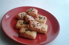 gluténmentes sós sütemény Feta, Paleo, Dairy, Cheese, Beach Wrap, Paleo Food