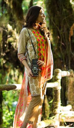 Sana Safinaz Pakistani lawn collection 2014 available at Sahil
