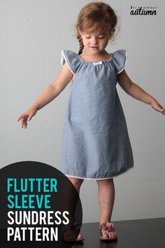 flutter-sleeve-sundress-1.jpg (1000×1500)