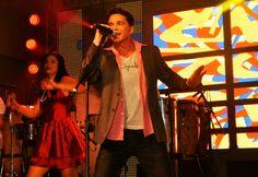 Netinho no seu show em Fortaleza/CE em 24/08/2012.