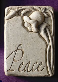 Peace Canterbury -- Carruth Studio: Waterville, OH